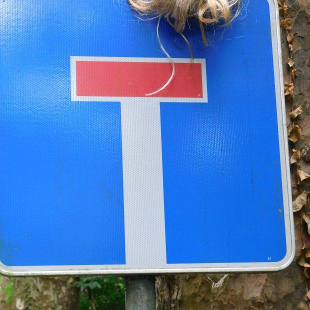 No way out…