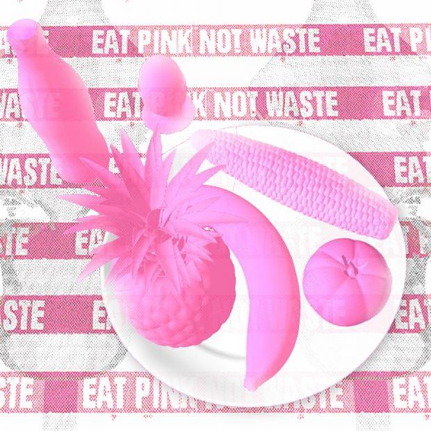The Pink Food Movement – Saving Food by Changing Your Visual Perception