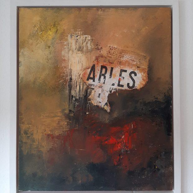 Arles von Christa Schiele