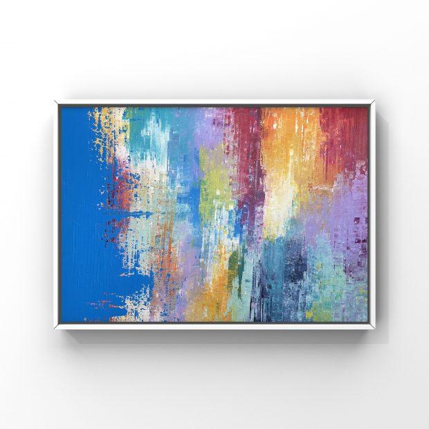 Farbenspiegelung