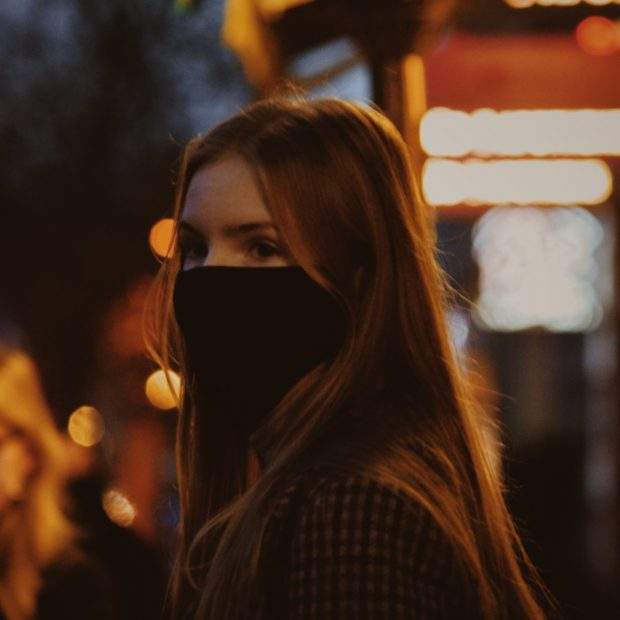 masked moment