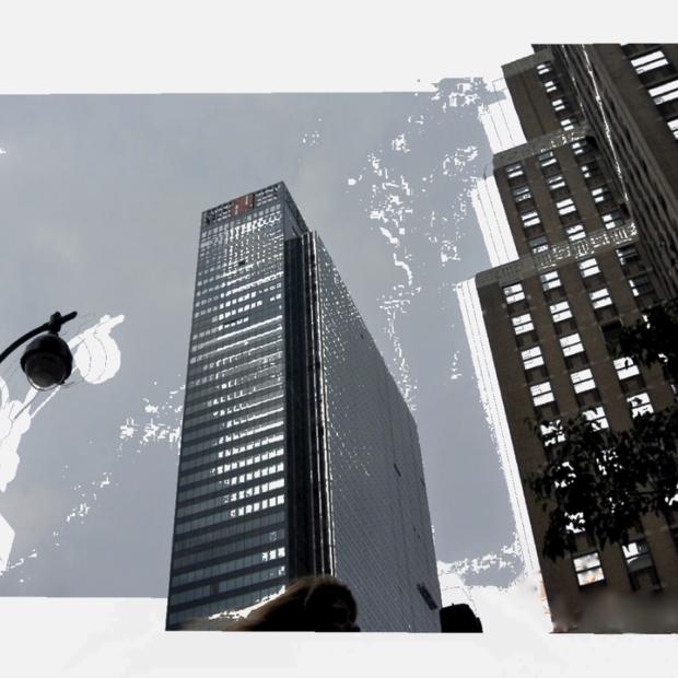 Tristesse von Zweckbauten