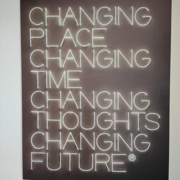 CHANGING FUTURE