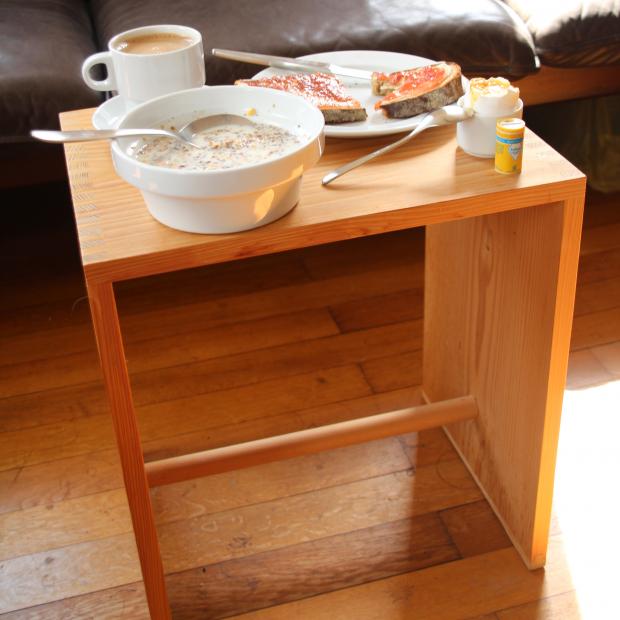 Kaffee, Müsli und Gsälzbrot – Frühstück mit Gugelot, Hildinger, Bill, Roehricht und Moeckl