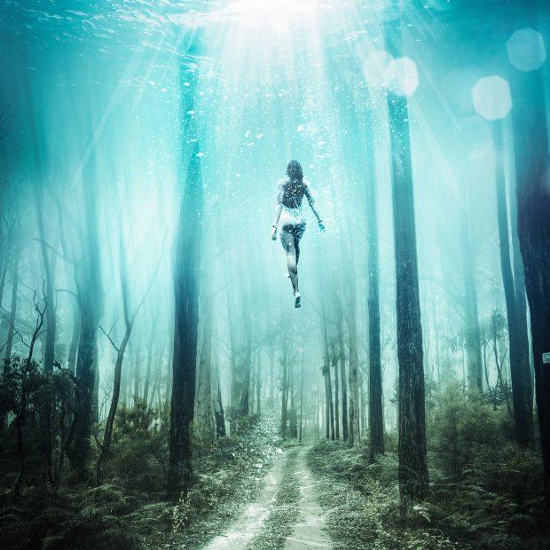 Unterwasserlandschaften