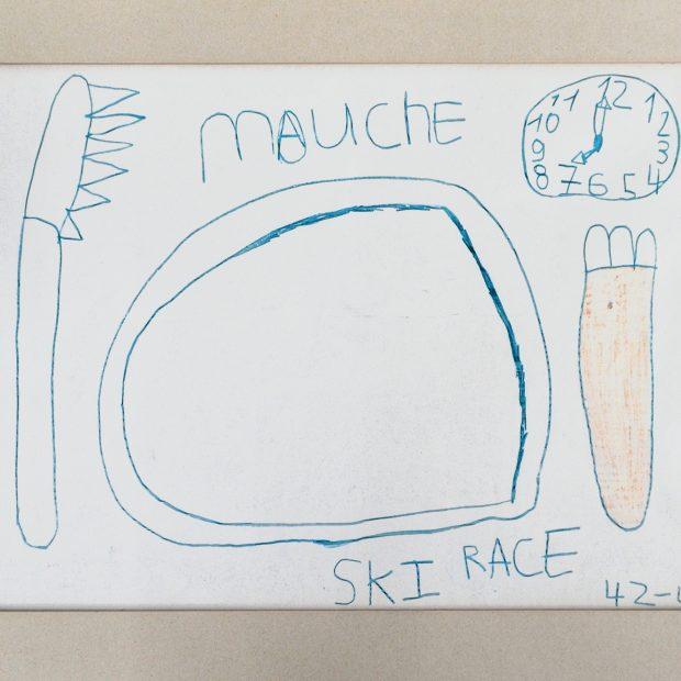 MAUCHE – SKI RACE 42-44