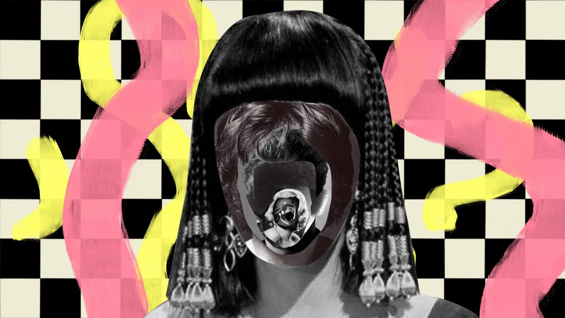 Crazy Cleopatra (oben) & Funky Schere (unten) © MACHEN