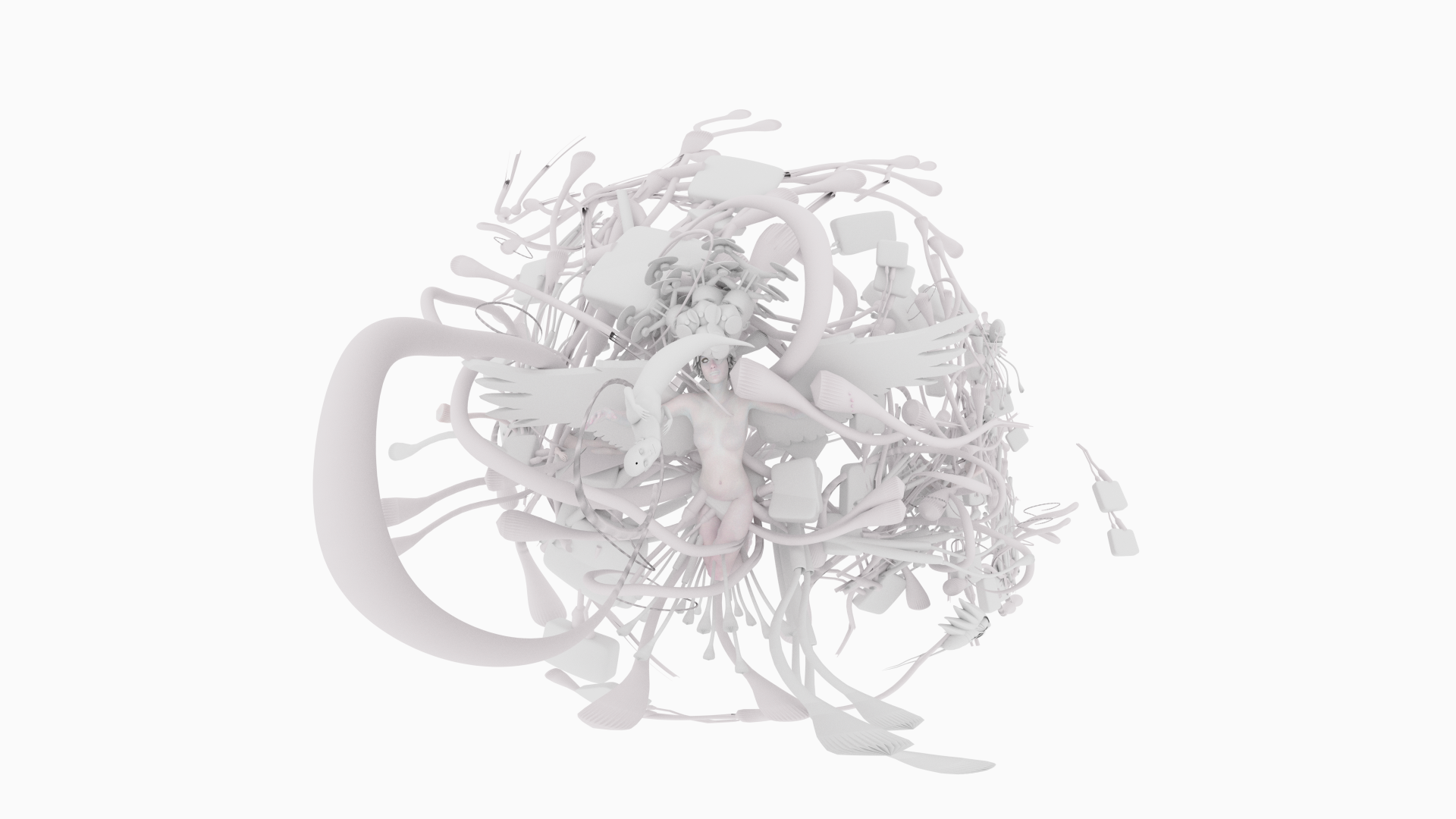 "Sandrine Deumier: ""Realness – Intimate Garden"", 2019"